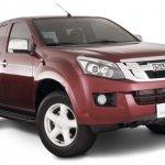 All-new Isuzu D-Max front