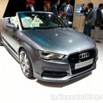 Audi A3 Cabriolet front right quarter