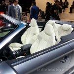 Audi A3 Cabriolet seats