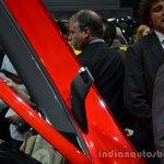 Audi Nanuk concept wing mirrors