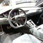 Audi Sport Quattro Concept Dashboard