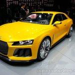 Audi Sport Quattro Concept Front Right