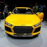 Audi Sport Quattro Concept Front