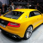 Audi Sport Quattro Concept Rear Right