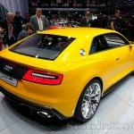 Audi Sport Quattro Concept Rear Right
