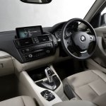 BMW 116i Fashionista - interior