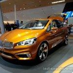 BMW Active Tourer Outdoor Concept front profile