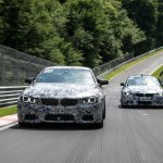 BMW M4 and M3