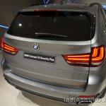 BMW X5 Security Plus Rear