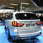 BMW X5 eDrive Rear Profile