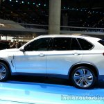 BMW X5 eDrive Side