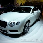 Bentley Continental Coupe Front Right