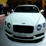 Bentley Continental Coupe Front