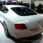 Bentley Continental Coupe Rear Quarter