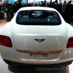 Bentley Continental Coupe Rear