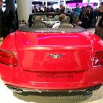 Bentley Continental GTV8S Convertible Rear
