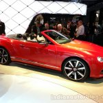 Bentley Continental GTV8S Convertible Side
