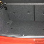 Boot of the BMW 1 Series