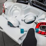 Boot of the Smart Fourjoy Concept