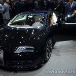 """Bugatti Veyron Grand Sport Vitesse """"Jean Bugatti"""" edition front fascia"""