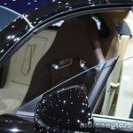 "Bugatti Veyron Grand Sport Vitesse ""Jean Bugatti"" edition seats"
