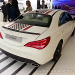 CLA 250 Sports Edition rear quarter