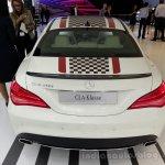 CLA 250 Sports Edition rear