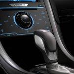 Centre console of the Ford Mondeo Vignale Concept
