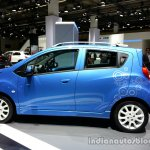 Chevrolet Spark Bubble Side