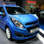 Chevrolet Spark Bubble front profile