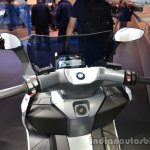 Console of the BMW C-Revolution