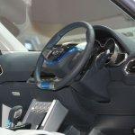 Daihatsu CUV Concept dashboard