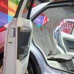 Daihatsu CUV Concept rear seat