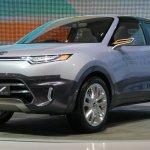 Daihatsu CUV Concept