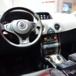 Dashboard of the 2014 Renault Koleos