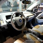 Dashboard of the BMW i3