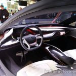 Dashboard of the Opel Monza Concept