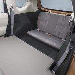 Datsun Go+ third row legroom