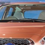 Datsun Go+ unveiled grille