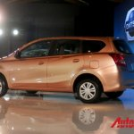 Datsun Go+ unveiled side