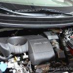 Engine of the Kia Picanto LPG