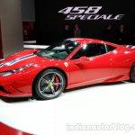 Ferrari 458 Speciale Frton Right