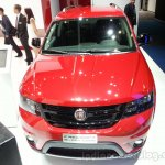 Fiat Freemount Black Code front