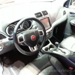 Fiat Freemount Black Code  interior