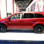 Fiat Freemount Black Code side