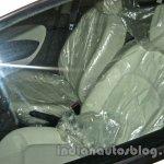 Fiat Linea Classic front seats
