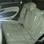 Fiat Linea Classic rear seat spyshot