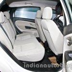 Fiat Linea Classic rear seats