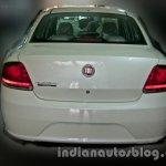 Fiat Linea Classic rear spyshot