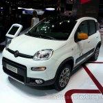 Fiat Panda Antartica front quarter